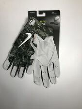 Men's Nike Huarache Elite Batting Gloves Memorial Day Camo XXL New