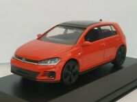 1/43 VOLKSWAGEN GOLF VII GTI VW 7 COCHE DE METAL A ESCALA SCALE CAR DIECAST