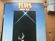 130 LP Elvis Presley Moody Blue