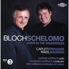 Raphael Wallfisch, Bloch - Schelomo [New CD]