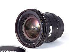 Objetivo colección PC-NIKKOR 28mm F3.5 para Nikon F PERSPECTIVE CONTROL NIKKOR