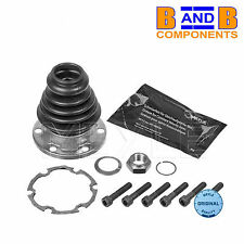 VW GOLF MK2 MK3 CADDY VAN CORRADO INNER CV JOINT BOOT 191498202A R/H A623