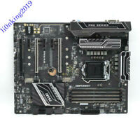 FOR MSI Z270 SLI PLUS Desk Motherboard LGA 1151 Intel HDMI SATA 6Gb/s USB 3.1