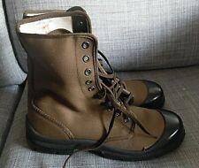 EXCELLENT NEW  - MENS ORIGINAL -  BOVA  - BOOTS - UK 12 / EU 46 - BROWN