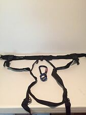 Black Diamond Alpine Bod Rock Climbing Mountaineering Harness Men's Large.