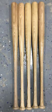 "5 Pack- 34"" Slow Pitch Ash Wood Softball Bat (Blem Bat) FREE SHIPPING!"