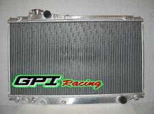 ALLOY RADIATOR TOYOTA SUPRA MK4 JZA80 2JZ-GTE BI-TURBO RZ MT 1993-1998