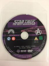 STAR TREK THE NEXT GENERATION Season 1 Replacement DVD Disc 5 With 4 Episodes