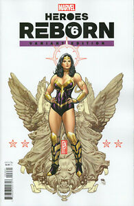 Heroes Reborn Nr. 6 (2021), 1:25 Variant Cover E, Neuware, new