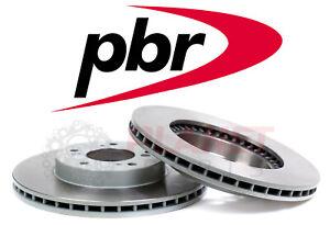 BRAND NEW PBR Brake Rotor Discs Pair - PBR2095 (equiv. DBA2095)