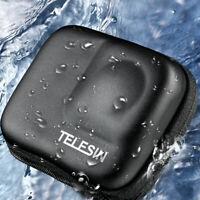 TELESIN Mini EVA Black Storage Bag Carry Case For  Insta360 ONE R Action Camera