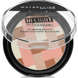 Maybelline New York Face Studio Master Hi-Light Bronzer, Light Bronze, 0.31 Ounc