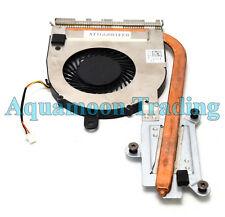 2FW2C Inspiron-15 5566 i5-7200 Intel Core i5 CPU Cooling Fan Heatsink Assy UMA