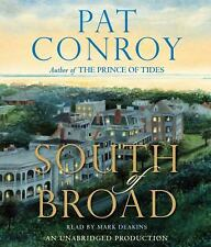 Audiobook~ SOUTH of BROAD ~PAT CONROY Unabridged on 16 CD 2009 (Prince of Tides)