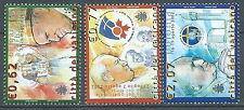 2003 VATICANO I VIAGGI DEL PAPA GIOVANNI PAOLO II MNH ** - ED