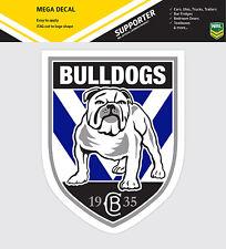 NRL Canterbury Bulldogs iTag Mega Decal Sticker