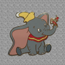Dumbo & Timothy Q. Mouse Pin - Disney Auctions Pin LE 500
