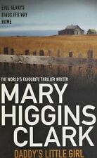 MARY HIGGINS CLARK ___ DADDY'S LITTLE GIRL ____ BRAND NEW ___ FREEPOST UK