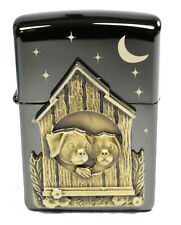 Zippo Doghouse truco emblema Limited Edition xxx/1000 caseta perros nuevo 251756