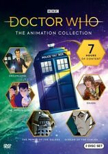 Doctor Who: The Animation Collection [New Dvd] 2 Pack, Eco Amaray Case