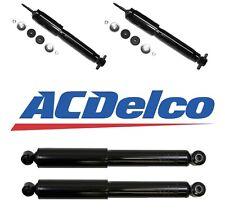 AC DELCO Advantage Shocks 2WD RWD 1999-2006 Silverado Sierra 1500 W/O Z71
