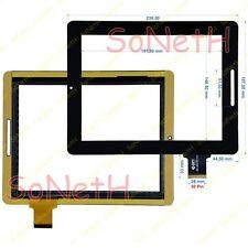 "Vetro Touch screen Digitizer 9,7"" Onda Vi40 Elite 300-L3611A-A00-V1.0 Nero"