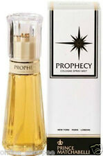 Prophecy Cologne Spray Women 100ml Prince Matchabilli USA Ladies Perfume