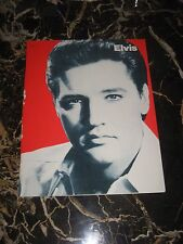 SONGS RECORDED BY ELVIS PRESLEY BOOK FROM 1977