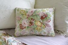 NEW Custom Ralph Lauren Shelter Island Accent Pillow 2 Button