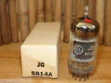 Vintage GE JG 5814 Stereo Tube 1953 Black Plates V Strong & Bal  3080/3010  #371