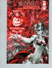 Aspen Comics All New Soulfire #1  Exclusive Cover Chuck's Comics LTD