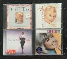 4 Doris Day CDs Inc The Love Album Daydreaming The Very Best of A Portrait of