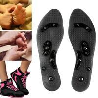 Soulagement de la douleur des pieds magnétiques Acupressure Sole Massage