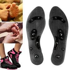Unterstützung Massage High Heels Schwamm Anti Schmerzstift Schuheinlagen €//