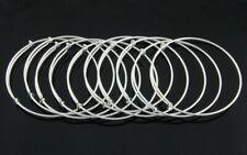 10pcs Fashion Silver Plated Charm Bracelet & Bangle Size Adjustable #P25