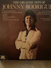 Johnny Rodriguez - The greatest hits of Johnny Rodriguez - VINTAGE VINYL LP