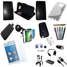 24 Teile Samsung Galaxy S7 Powerbank 5600mAH Zubehör Set Paket Tasche Cover NEU