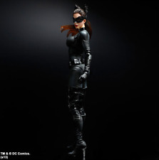 DC SQUARE ENIX PLAY ARTS KAI BATMAN THE DARK KNIGHT CATWOMAN ACTION FIGURE