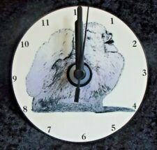 More details for pomeranian cd clock by curiosity crafts