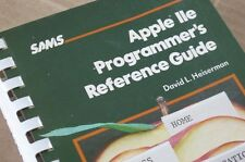 1984 Apple IIe Programmers Reference Guide 366 pages