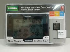Holman iWeather Intelligent Environmental Data Weather Forecaster