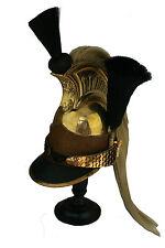 Dragoner Helm Tschako Casque de Dragons Shako Frankreich Napoleon Waterloo L178