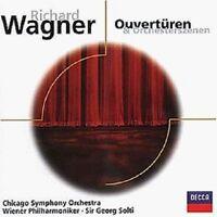 GEORG/WP/CSO/+ SOLTI - OUVERTÜREN UND ORCHESTERSZENEN  CD NEU