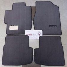 Toyota Solara Convertible 06-08 Dark Gray Carpet Floor Mats Set Genuine OEM OE
