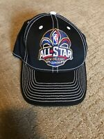 Adidas NBA All Star Game 2014 Cap Hat Mens Small/Medium Large NOLA