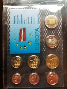 euro probensatz lettland 2014
