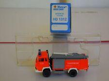 Roco 1312 Steyr 91 Feuerwehr Hall i.Tirol  TLFA 4000 Fire Truck 1:87 wie neu,OVP