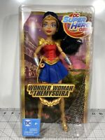 "DC Super Hero Girls Wonder Woman Of Themyscira Doll  12"" New"