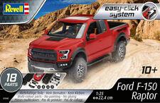 Revell Ford F-150 Raptor 1/25 Plastic model