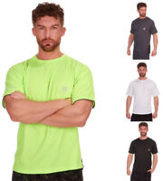 Mens RedTag Active Sports T Shirt Top   Running Cycling Gym